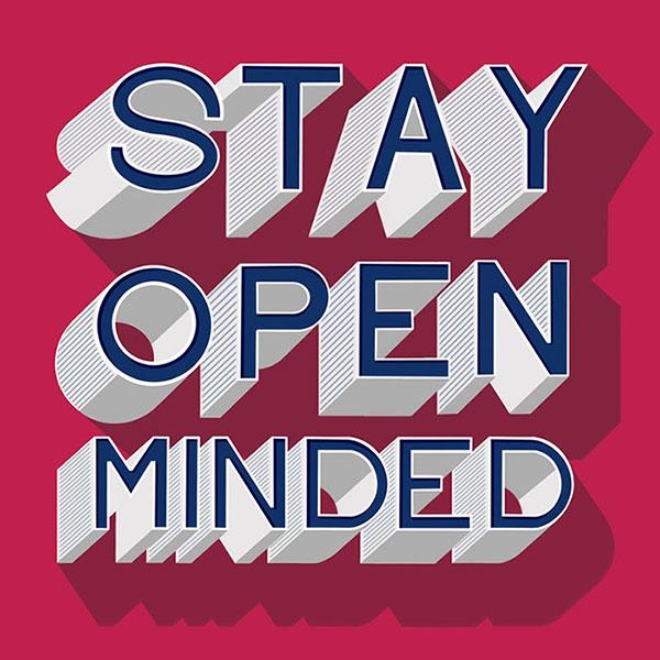 Open minded - Le Studio - 13h14