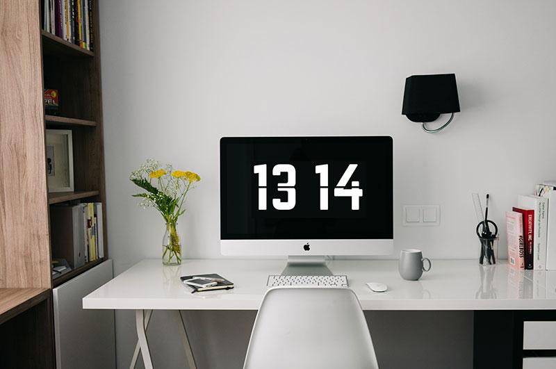 Web Design - Réalisations - 13h14