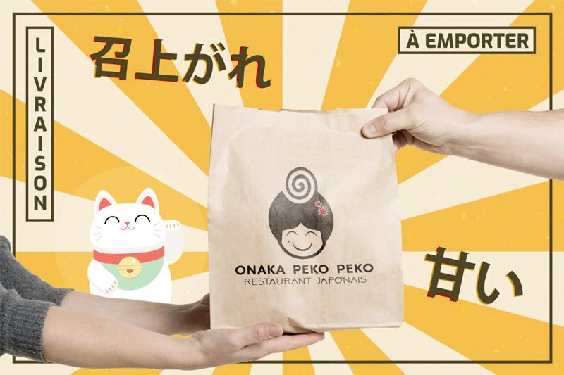 Restaurant Onaka - Création de contenu réseaux sociaux