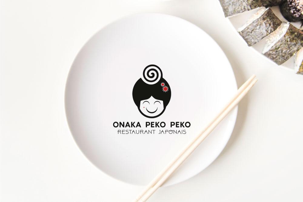Onaka - Création de logo