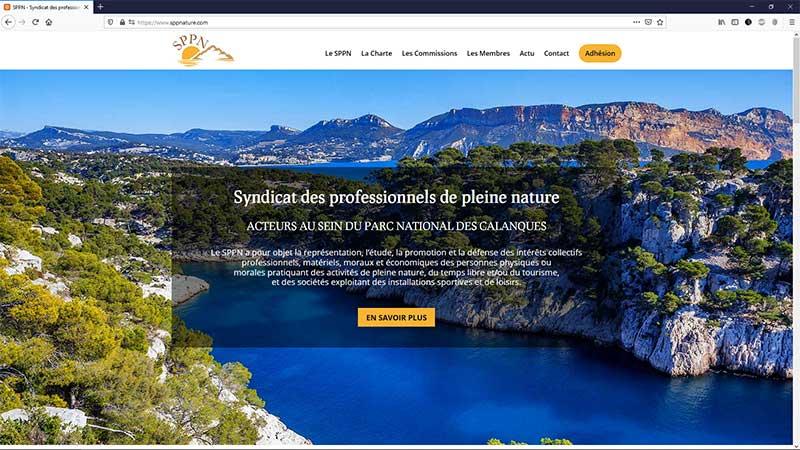Création du site web Les Petits Sites